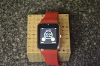 Smart watch red and rose gold for android-apple San Antonio, 78242