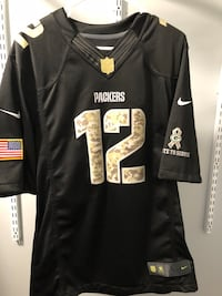 Aaron Rodgers Salute to Service Jersey (authentic.) Boonsboro, 21713