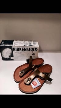 Unisex Birkenstock Gizeh | Ladies US11, Mens US9 Richmond Hill, L4B 4K1
