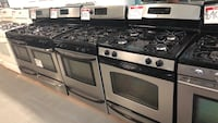 Stainless steel gas stove 15% off Reisterstown