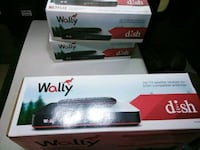 white and black electric griddle box Willis