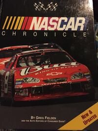 NASCAR Chronicles  By: Greg Fielden Fredericksburg, 22407
