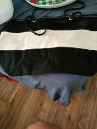 White and black purse Las Cruces, 88001