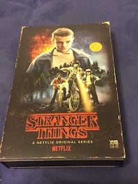Stranger Things Blu-Ray Takoma Park, 20912