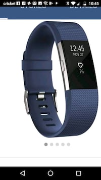 Fitbit charge 2 (2 extra colored bands) Greenville, 48838