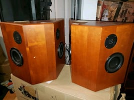 High end speakers LOW PRICED ! Totem acoustic lynks