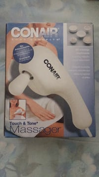Conair Touch and Tone Muscle Massager null