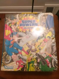 Super powers collection case..