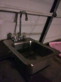 Small stainless sink Arnold, 63010