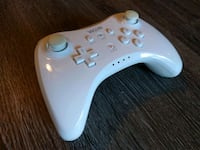 Wii U Official Pro Controller WHITE Corona, 92882