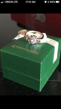 Claddagh Ring Size 7 Mississauga