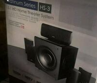 Huass home theater system Waldorf, 20602
