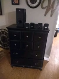 RCA be speakers $10.00, and chest of drawers Oklahoma City, 73139