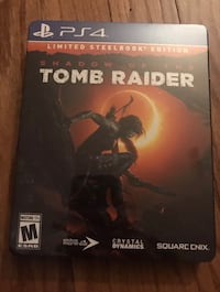 Shadow of the tomb Raider PS4 Toronto, M5J 0C3