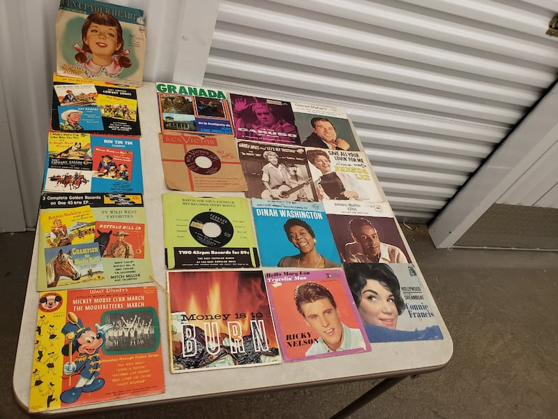 Bundle of Records  6