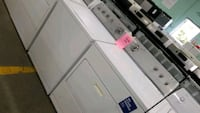 Whirlpool natural gas set washer/dryer. Hauppauge