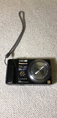 black Panasonic point-and-shoot camera Oxnard, 93036