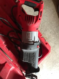 red and black Milwaukee power tool Dearborn, 48126