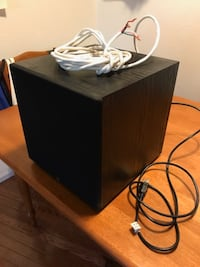 Monitor Audio ASW100 Powered Subwoofer