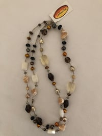 Talbots Necklace- single or double wearability  Vaughan