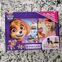 Paw Patrol Giant look & Find book/puzzle Calgary, T3K