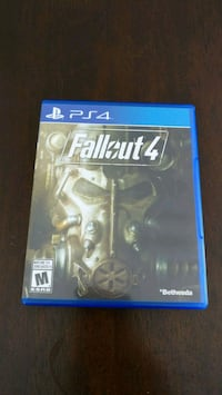Fallout 4 PS4 Game  Mississauga, L5L 4W2