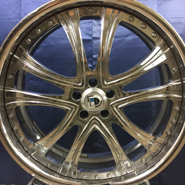 Used Asanti 22 Inch Rims & Tires For Sale In Baton Rouge
