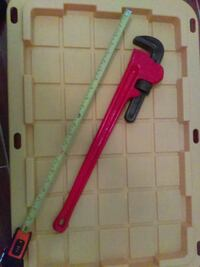 24 in ridgid pipe wrench