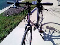 Jamis grey new 8 speed hybrid Male bike Alexandria, 22314