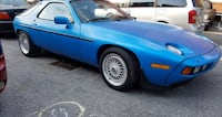 1984 Porsche 928 Washington
