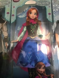 Princess Anna  Los Angeles