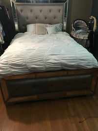 white and gray bed sheet Woodbridge, 22193