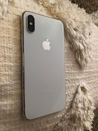iPhone X, White, 256 GB, used for one month, Sprint Milford, 06460