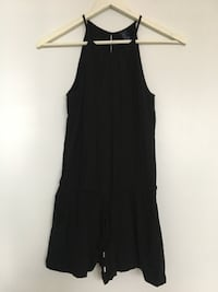 High-neck romper  535 km