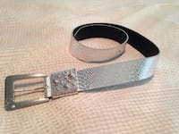 Guess Women's Silver Belt with Bling Toronto, M5J