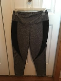 Grey Onetooth Leggings null, T0J 1Z0