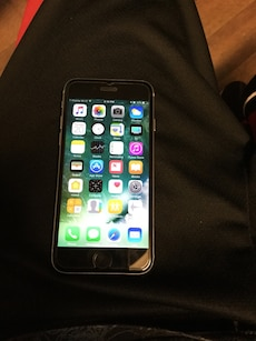 Space gray iPhone 6s 64Gb unlocked like new condition