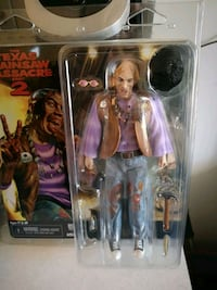 Texas chainsaw figure  Surrey, V3R 6X9