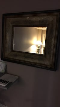 Gold mirror/frame from the Bombay company Oakville, L6M