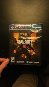 Black ops 4, unopened  Loyalist, K0H 2H0