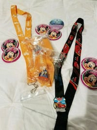 Disney Lanyards, And Collectible Trading Pins Vancouver, 98682