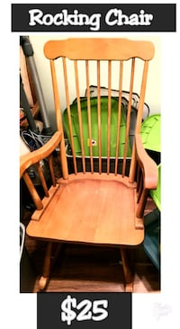 white and brown wooden windsor chair Yeadon, 19050