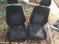 97-01 Prelude Cloth Seats. (Front with rails) Virginia Beach, 23456