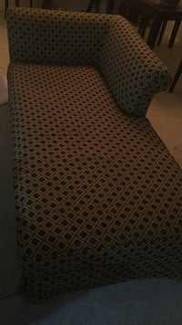 Sofa Art Deco Pattern Columbia, 21044