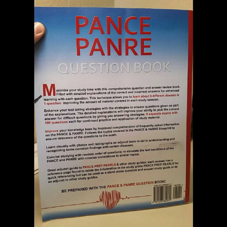 Used pance and panre question answer qa book in las vegas more info malvernweather Images