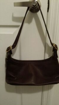 women's brown leather coach bag Lake Worth, 33461