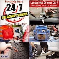 used/new tire replacement Washington