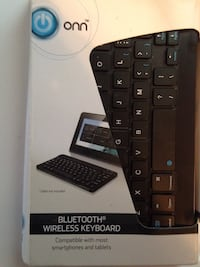 Bluetooth keyboard Jefferson, 50129