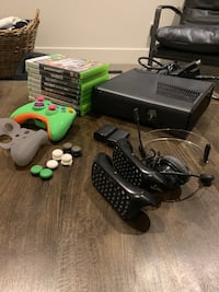 Xbox 360, games + accessories for sale  Surrey, V4A 2K4