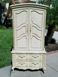 French provincial tall dresser Modesto, 95356